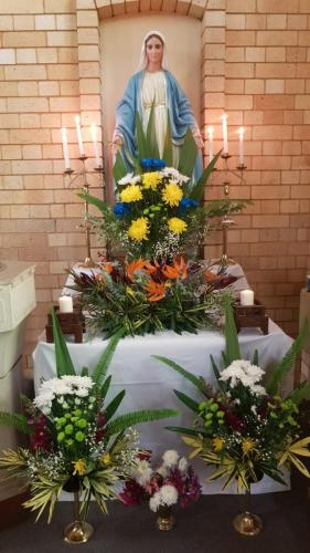 Easter Photo 4 -Our Lady of Fatima Feast Day